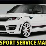 Range Rover Sport L494 V6 V8 2014-2016 Service Manual + Schema Electrica - Manual auto
