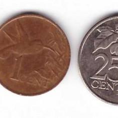 Lot monede Trinidad&Tobago