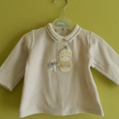 Set bebe din material flausat mar 62, Marime: Alta, Culoare: Bleu