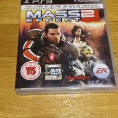 PS3 Mass effect 2 - joc original by WADDER - Jocuri PS3 Electronic Arts, Shooting, 16+, Single player