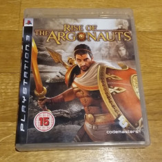 PS3 Rise of the Argonauts - joc original by WADDER - Jocuri PS3 Codemasters, Actiune, 16+, Single player