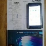 Vand sau schimb cu Samsung telefon mobil Allview P6 - Telefon Allview, Negru, 8GB, Neblocat, Quad core, 1 GB