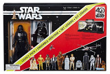 Star Wars Black Series Action Figure Darth Vader 40th Anniversary Legacy Pack 15 cm, Hasbro