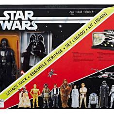 Star Wars Black Series Action Figure Darth Vader 40th Anniversary Legacy Pack 15 cm - Figurina Povesti Hasbro