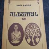 ALBUMUL-ION RASIGA - Roman