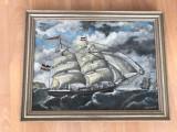 Tablou Marine pictate manual in ulei