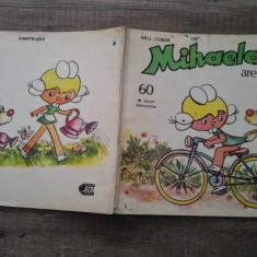 Mihaela are probleme - Nell Cobar/ bogat ilustrata - Carte educativa