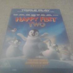 Happy Feet Two (2011) – Blu Ray + DVD - BLU RAY - Film animatie, Engleza