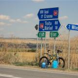 Bicicleta unicat in Iasi, First Bike legend.