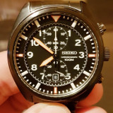 Seiko Sports SNN237P1 Cronograf