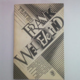 FRANK WEDEKIND - TEATRU