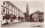 ORASTIE  COLEGIUL FARMACIE  CIRCULATA 1933 LIBRARIA  H. SPITRA  ORASTIE, Fotografie