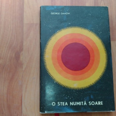O STEA NUMITA SOARE-GEORGE GAMOW