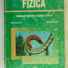 Manual fizica cl. a Ix a/ Octavian Ursu si Mihaela Chirita / 020. - Manual scolar niculescu, Clasa 9