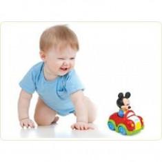 Masinuta muzicala Mickey Mouse Clementoni