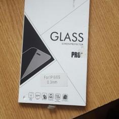 Folie de sticla iPhone 6 - Folie de protectie Glass Pro