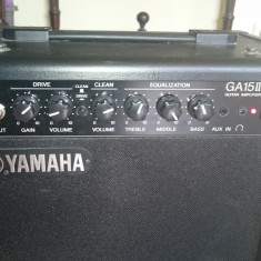 amplificator chitara yamaha ga 15 2 (200lei)
