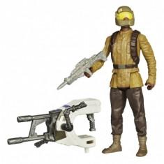 Jungle/Space Resistance Trooper (Episode VII), 10 cm - Figurina Povesti Hasbro