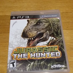 PS3 Jurassic The hunted - joc original by WADDER - Jocuri PS3 Activision, Shooting, 12+, Single player