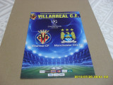 Program            Villarreal   -  Manchester  City