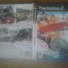 Burnout 3 Takedown - PS2 Playstation