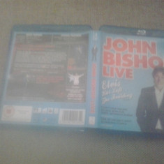 John Bishop Live – Elvis has left the building - Stand Up - BLU RAY - Teatru, Engleza