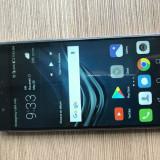 Huawei P9, Space-Grey, 3GB RAM/32GB ROM - Telefon Huawei, Gri, Neblocat, Single SIM, Octa core