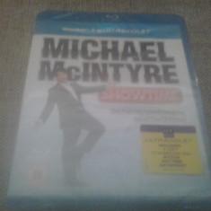 Michael McIntyre - Showtime - BLU RAY - Teatru, Engleza