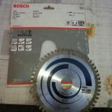 Disc circular BOSCH - multimaterial 190 mm
