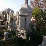Doua loc uri de veci, Cimitir Eternitatea Galati - Loc de veci