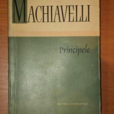PRINCIPELE de NICCOLO MACHIAVELLI 1960 - Carte Psihologie