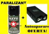 Spray Paralizant ELECTROSOC LANTERNA  Autoaparare