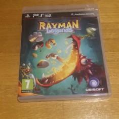 PS3 Rayman legends - joc original by WADDER - Jocuri PS3 Ubisoft, Arcade, 3+, Multiplayer