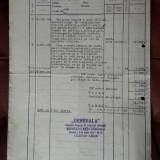 Polita asigurare contra incendiilor 1942 - Societatea de asig. Generala