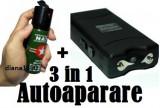 ELECTROSOC LANTERNA+spray