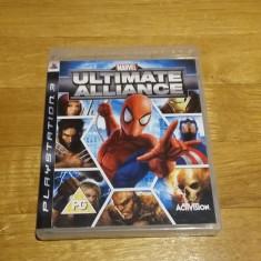PS3 Marvel Ultimate alliance - joc original by WADDER - Jocuri PS3 Activision, Actiune, 12+, Multiplayer