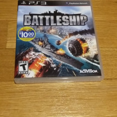 PS3 Battleship - joc original by WADDER - Jocuri PS3 Activision, Shooting, 12+, Single player