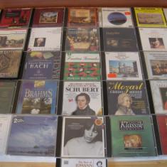 CD-uri muzica clasica set 30 buc. provenienta Germania