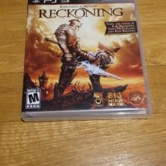 PS3 Kingdoms of Amalur Reckoning - joc original by WADDER - Jocuri PS3 Electronic Arts, Role playing, 18+, Single player