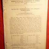 A.Popovici-Baznosanu-Studiu-Cercetari experimentale pe cateva sp.Hymenoptere1913 - Carte Biologie