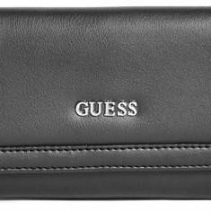 Guess Tulsa Slim SLG portofel dama negru nou 100% original. Livrare rapida.