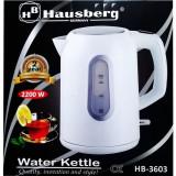 Cana fierbator gradata Hausberg HB 3603 - Fierbator apa
