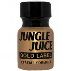 JUNGLE JUICE GOLD LABEL,10ML,POPPERS,AROMA CAMERA,SIGILAT,RUSH,popers ,ORIGINAL, Afrodisiace
