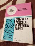 OPTIMIZAREA PROCESELOR IN INDUSTRIA CHIMICA-SMIGELSCHI/WOINAROSCHY