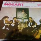 DISC VINIL MOZART - PHILARMONIA QUARTET OF ARAD STRINGS QUARTETS - Muzica Clasica