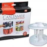 Organizator rotativ cutii tip conserve CAN-TAMER