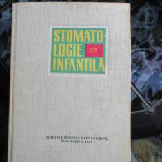 Stomatologie infantila - Carte Radiologie