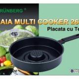 Tigaia Multi Cooker Teflonata Grunberg - Tigaie