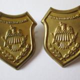 Semne de arma Ministerul de Interne modelul mare din anii 90