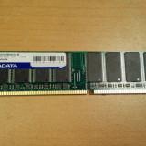 Ram PC ADATA 1 GB DDR1 400 MHz AD1U400A1G3-B - Memorie RAM